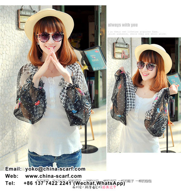 Discounted chiffon scarf summer sun protection shawl cool breathable anti ultraviolet, www.china-scarf.com