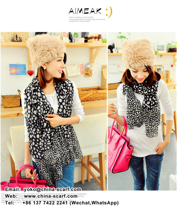Spring summer cotton thin models multicolor printing scarves factory wholesale, www.china-scarf.com