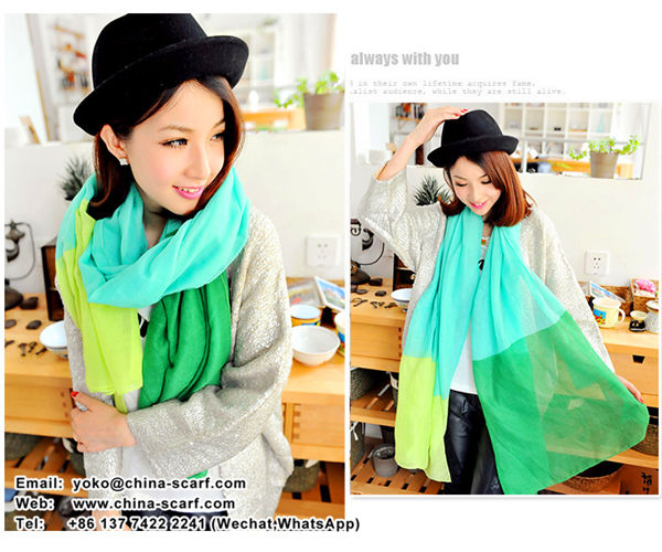 cotton yarn Keep warm mixed colors fashion scarves large scarves factory spot wholesale, www.china-scarf.com